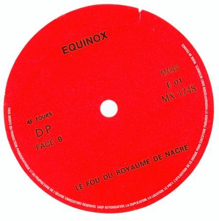 Equinox en studio (1977)